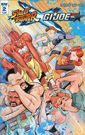 Street Fighter X GI Joe (2016 IDW) 2
