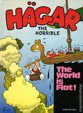 Hagar the Horrible The World is Flat! SC (1978 Egmont) 1-1ST