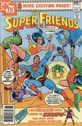 Super Friends (1976 DC 1st Series) Mark Jewelers 38MJ