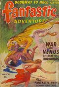 Fantastic Adventures (1939-1953 Ziff-Davis Publishing) Pulp Mar 1942