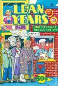 Lean Years (1974 Cartoonists Co-Op Press) 1