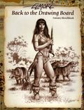 Larry Elmore Back to the Drawing Board SC (2003 Elmore) 1-1ST