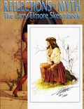 Reflections of Myth The Larry Elmore Sketchbook SC (1993 SQP) 2S-1ST