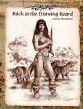 Larry Elmore Back to the Drawing Board HC (2003 Elmore) 1-1ST