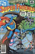 Super Friends (1976 DC 1st Series) Mark Jewelers 20MJ