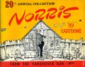 Norris 101 Cartoons from the Vancouver Sun SC (1950-1973 Vancouver Sun) Annual Collection 20-1ST