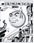 Avenging World By Ditko TPB (2002 Hershenson) 1-1ST