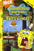SpongeBob SquarePants Who's Hungry? GN (2006 Tokyopop) Cine-Manga 1-1ST