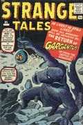 Strange Tales (1951-1976) UK Edition 85UK