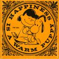 Happiness is a Warm Puppy SC (1970 Scholastic Book) 1-1ST