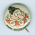 Kellogg's Pep Pinback Button (1945) MAMAKJAMMER