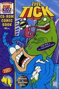 Tick vs. The Uncommon Cold (1996 Fox Kids) CD-Rom Comic 6010-A