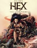 Hex The Lost Tribe Preview Sketchbook SC (2011 MGA) By Keu Cha 1-REP