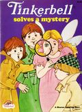 Tinkerbell Solves a Mystery SC (1983 A Sharon Coloring Book) 1-1ST