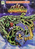 Inhumanoids A Big Coloring Book SC (1986 Golden) #1173-1