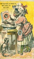 Arm and Hammer Advertisement Booklet (circa 1800s) 4875