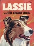 Lassie and the Shabby Sheik (1968 Whitman BLB) 2027