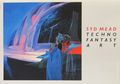 Techno Fantasy Art by Syd Mead SC (1985 Oblagon) 1-1ST