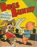 Bugs Bunny The Masked Marvel (1949 Whitman BLB) 1465
