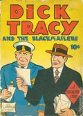 Dick Tracy and the Blackmailers (1939 Dell BLB) NN