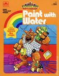 Inhumanoids Paint with Water SC (1986 A Golden Book) #1748