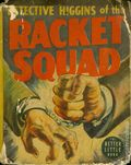 Detective Higgins of the Racket Squad (1938 Whitman BLB) 1484