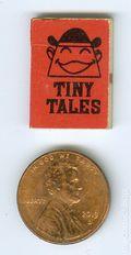 Tiny Tales Mini Book (1965 C.H.P.) RED