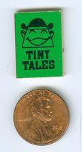 Tiny Tales Mini Book (1965 C.H.P.) GREEN