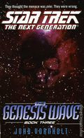 Star Trek The Next Generation The Genesis Wave PB (2001 Pocket Novel) 3-1ST