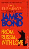 James Bond 007 From Russia, with Love PB (1982 Berkley Novel) 1-1ST