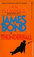 James Bond 007 Thunderball PB (1982 Berkley Novel) 1-1ST