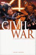 Civil War HC (2016 Marvel) 2nd Edition 1A-1ST