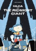 Hilda and the Midnight Giant GN (2016 Nobrow Press) 1-1ST