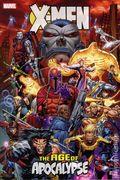 X-Men Age of Apocalypse Omnibus HC (2016 Marvel) 2nd Edition 1-1ST