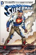 Superman HC (2016 DC) By Gene Luen Yang and Greg Pak 1-1ST