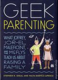 Geek Parenting HC (2016 Quirk Books) 1-1ST