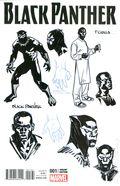 Black Panther (2016) 1E