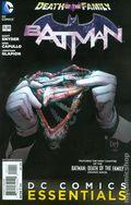 DC Comics Essentials Batman Death of the Family (2016) 1