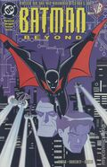 Batman Beyond Special Origin Issue (1999) 1-3RD