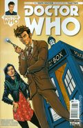 Doctor Who The Tenth Doctor (2015) Year Two 8A