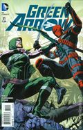 Green Arrow (2011 4th Series) 51A
