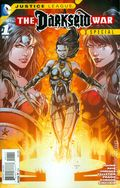 Justice League Darkseid War Special (2016 DC) 1A