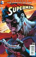 Superman The Coming of the Supermen (2016 DC) 3