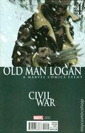 Old Man Logan (2016 Marvel) 4B