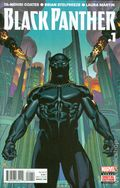 Black Panther (2016 Marvel 5th Series) 1A