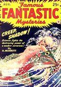 Famous Fantastic Mysteries (1939-1953 Frank A. Munsey/Popular/Altus) Pulp Vol. 4 #4