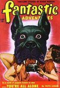 Fantastic Adventures (1939-1953 Ziff-Davis Publishing) Pulp Jul 1950
