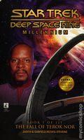 Star Trek Deep Space Nine Millennium PB (2000 Pocket Novel) 1-1ST