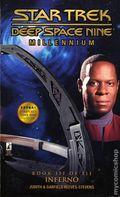 Star Trek Deep Space Nine Millennium PB (2000 Pocket Novel) 3-1ST