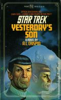 Yesterday's Son PB (1983 Pocket Novel) A Star Trek Novel 1-REP
